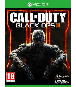 Call of Duty Black Ops III Xbox One