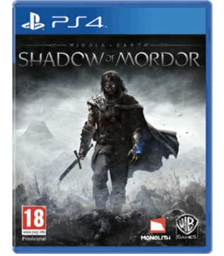 Middle Earth- Shadow of Mordor PS4