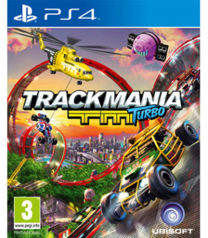 PS4-Track Mania Turbo