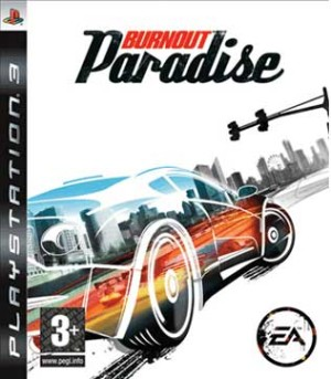 PS3-Burnout Paradise