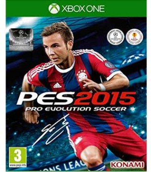 Pro Evolution Soccer 2015 Xbox One (Pre-owned)