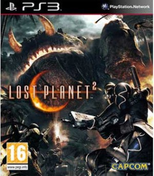 PS3-Lost Planet 2