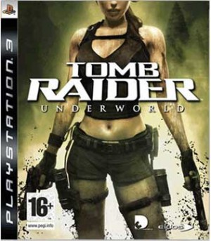 PS3-Tomb Raider Underworld