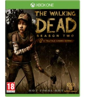 Xbox one-The Walking Dead Season Two