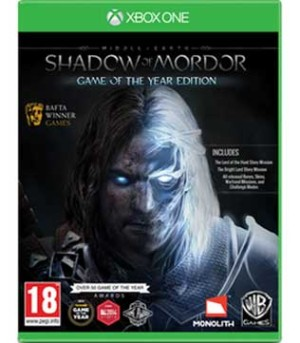 Xbox One-Middle-Earth: Shadow of Mordor Game of the Year Edition