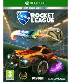 Xbox One-Rocket League