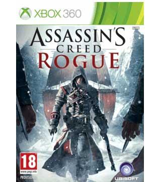 Xbox 360-Assassin's Creed Rogue