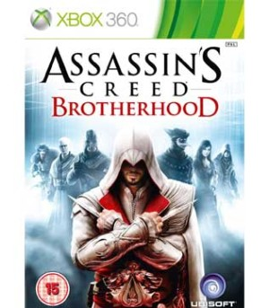 Xbox 360-Assassin's Creed: Brotherhood