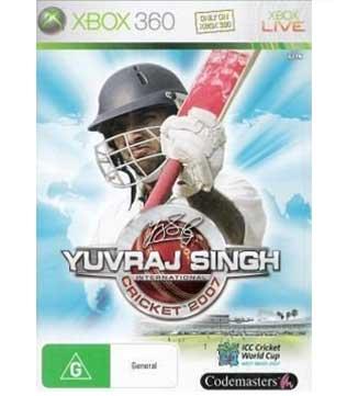 Xbox 360-Yuvraj Singh International Cricket 2007