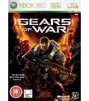 Xbox 360-Gears of War
