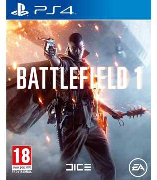 PS4-Battlefield 1