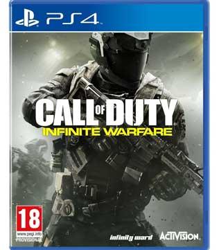 PS4-Call of Duty: Infinite Warfare