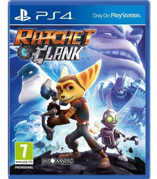 PS4-Ratchet & Clank