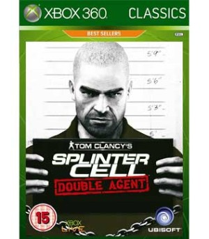 Xbox 360-Tom Clancy's Splinter Cell: Double Agent