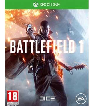 Xbox One-Battlefield 1