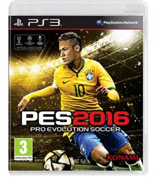 PS3-Pro Evolution Soccer 2016