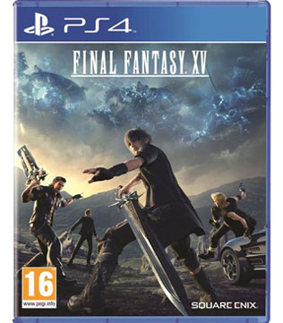 Final Fantasy XV PS4 (Pre-owned)