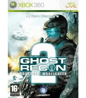 Xbox 360-Tom Clancys Ghost Recon: Advanced Warfighter 2