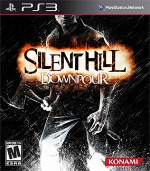 PS3-Silent Hill Downpour