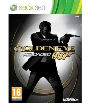 XBOX 360-Golden Eye 007 Reloaded