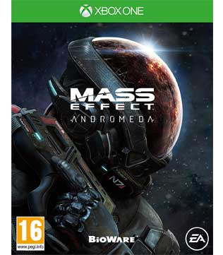 XBOX ONE-Mass Effect Andromeda