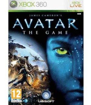 James Cameron Avatar The Game Xbox 360