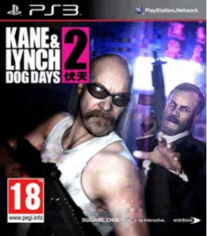 PS3-Kane and Lynch 2 Dog Days