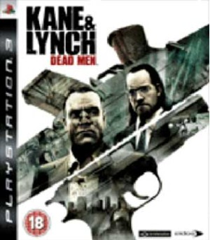 PS3-Kane and Lynch Dead Men