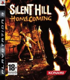PS3-Silent Hill Homecoming