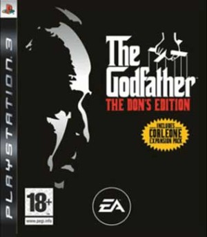 PS3-The Godfather The Dons Edition