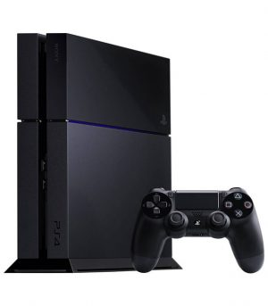 PS4-Sony PlayStation 4 Console