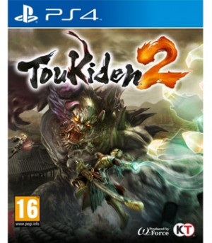 PS4-Toukiden 2