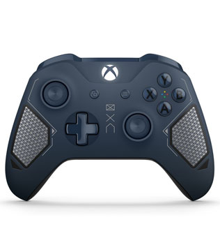 Microsoft-Xbox-One-Wireless-Controller-Patrol-Tech-Special-Edition-(Pre-owned)