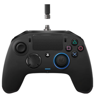 Nacon Official Sony PS4 Wired Pad Revolution Controller