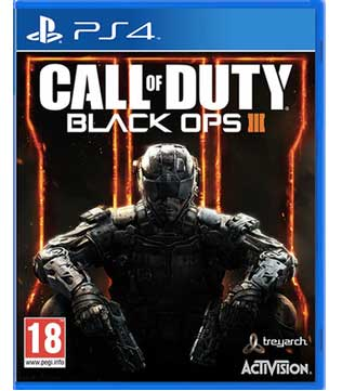 Call of Duty- Black Ops III PS4