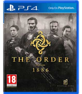 Buy The Order 1886 PS4 (Pre-owned) - GameLoot