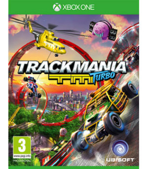Xbox one-Track Mania Turbo