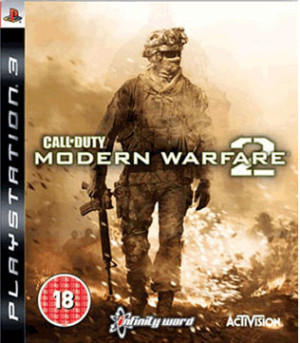 PS3-Call of Duty Modern Warfare 2