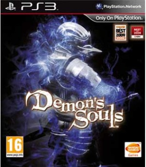 PS3-Demon's Souls