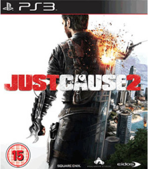 PS3-Just Cause 2