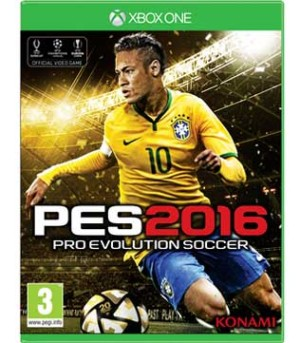 Pro Evolution Soccer 2016 Xbox One (Pre-owned)