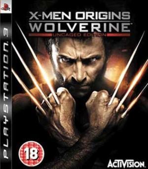 X-Men Origins Wolverine Uncaged Edition PS3