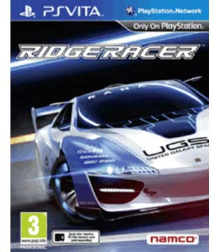 Buy Ridge Racer PS Vita (Pre-owned) - GameLoot
