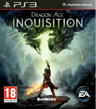 PS3-Dragon Age: Inquisition