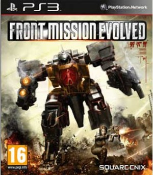 PS3-Front Mission Evolved