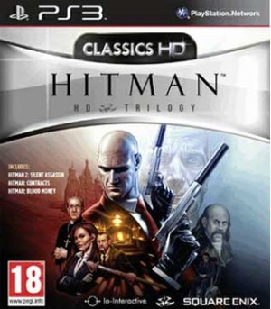 PS3-Hitman HD Trilogy