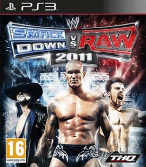 PS3-WWE Smackdown vs RAW 2011
