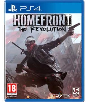 Homefront: The Revolution PS4 (Pre-owned)