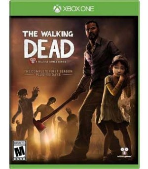 XBOX ONE-The Walking Dead The Complete First Season