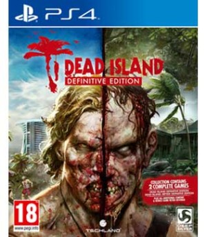 PS4-Dead Island: Definitive Edition